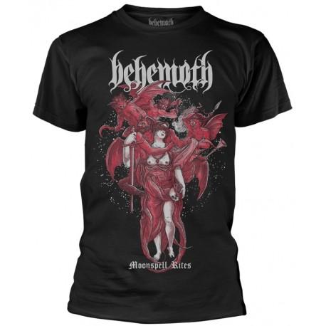 Behemoth: Moonspell Rites (tricou)