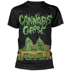 Cannabis Corpse: Weed Dudes (tricou)