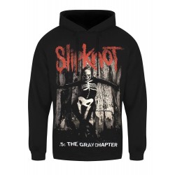 Hanorac Slipknot: 5 The Gray Chapter