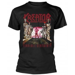 Tricou Kreator: Terrible Certainty