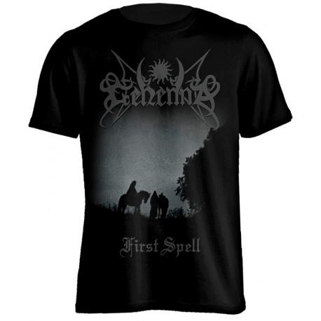 Tricou Gehenna: First Spell Album Cover