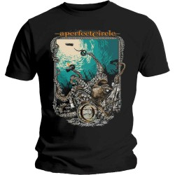 Tricou A Perfect Circle: The Depths