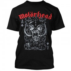 Tricou Motorhead: Playing Card