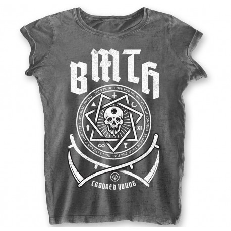 Tricou Dama Bring Me The Horizon: Crooked Young