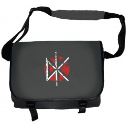 Geanta Dead Kennedys: Distressed Logo