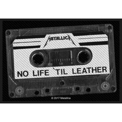 Patch Metallica: No Life 'Til Leather