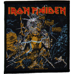 Patch Iron Maiden: Live After Death