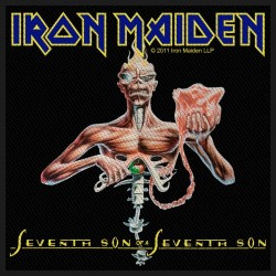 Patch Iron Maiden: Seventh Son