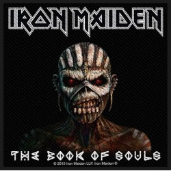 Patch Iron Maiden: The Book Of Souls