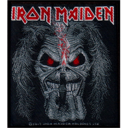 Patch Iron Maiden: Eddie Candle Finger