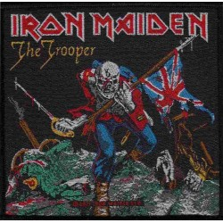 Patch Iron Maiden: The Trooper