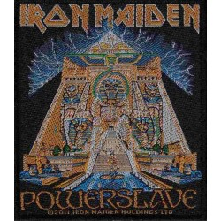 Patch Iron Maiden: Powerslave