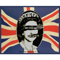 Patch Sex Pistols: God Save The Queen