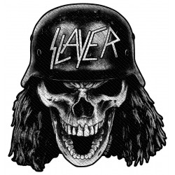 Patch Slayer: Wehrmacht Skull Cut Out
