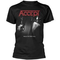 Tricou Accept: Balls To The Wall 2