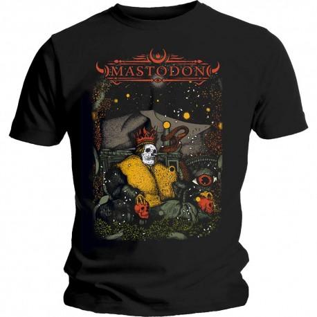 Tricou Mastodon: Seated Sovereign