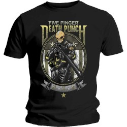 Tricou Five Finger Death Punch: Sniper