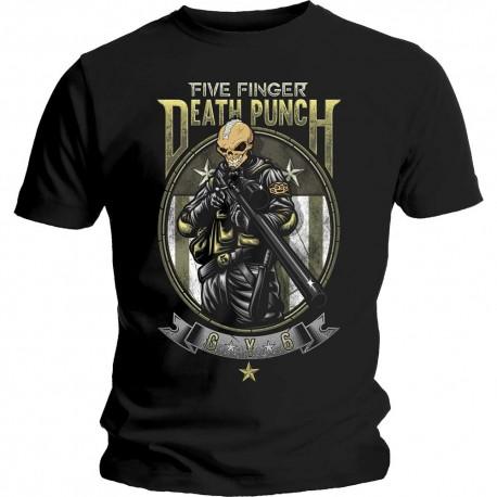Tricou Five Finger Death Punch: Sniper