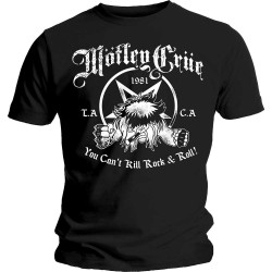 Tricou Motley Crue: You Can't Kill Rock & Roll