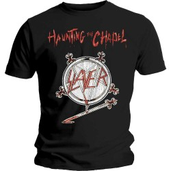 Tricou Slayer: Haunting the Chapel