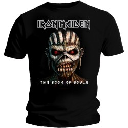 Tricou Iron Maiden: The Book Of Souls