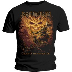 Tricou Iron Maiden: Ghost Of The Navigator