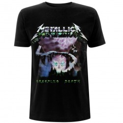 Tricou Metallica: Creeping Death