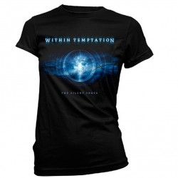 Tricou Dama Within Temptation: Silent Force