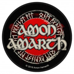 Patch Amon Amarth: Runes