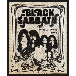 Patch Black Sabbath: Band