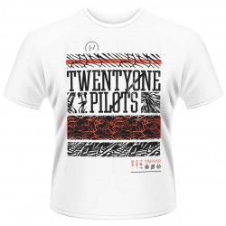 Tricou Twenty One Pilots: Athletic Stack