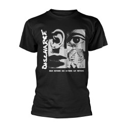 Tricou Discharge: Hear Nothing