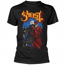 Tricou Ghost: Advancing Pied Piper