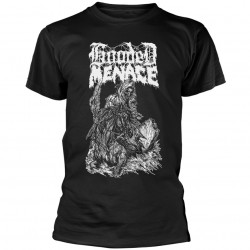 Tricou Hooded Menace: Reanimated By Death