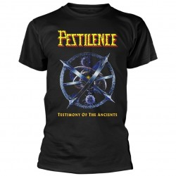 Tricou Pestilence: Testimony Of The Ancients 2