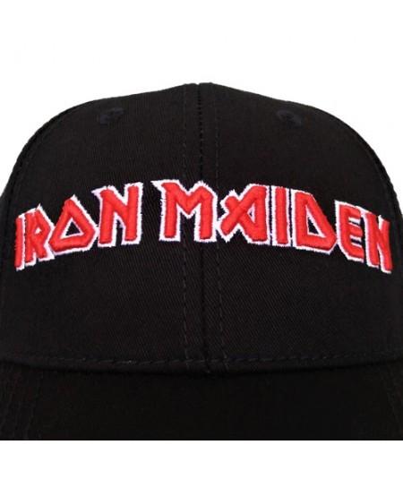 Sapca Iron Maiden: Logo