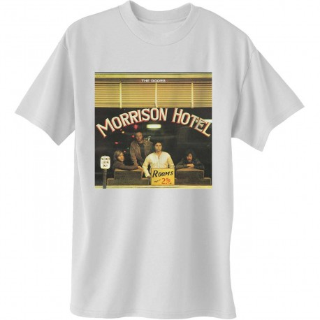 Tricou The Doors: Morrison Hotel