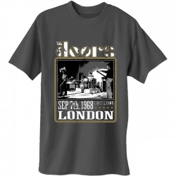 Tricou The Doors: Roundhouse London