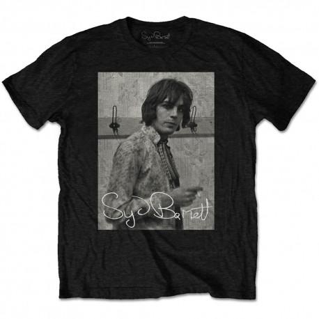 Tricou Syd Barrett: Smoking