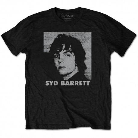 Tricou Syd Barrett: Headshot