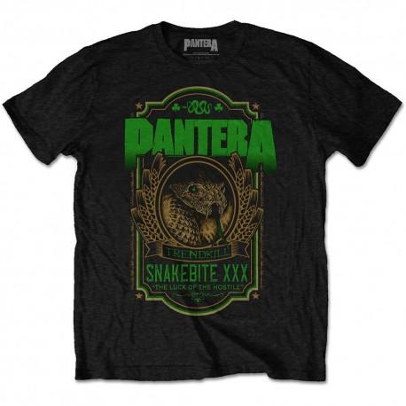 Tricou Pantera: Snakebite XXX Label