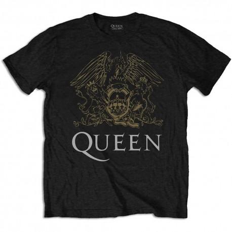 Tricou Queen: Crest