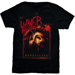 Tricou Slayer: Repentless Rectangle