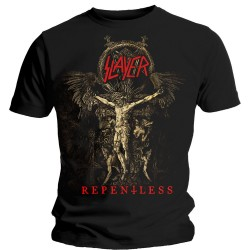 Tricou Slayer: Cruciform Skeletal