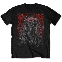 Tricou Slayer: Baphomet European Tour 2018
