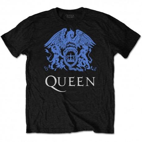 Tricou Queen: Blue Crest