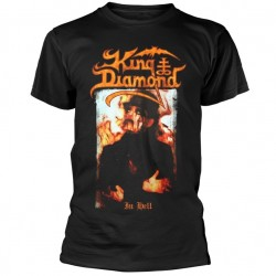 Tricou King Diamond: In Hell