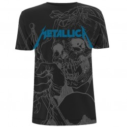 Tricou Metallica: Japanese Justice