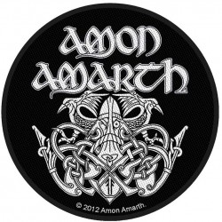 Patch Amon Amarth: Odin