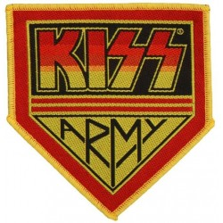 Patch KISS: Kiss Army